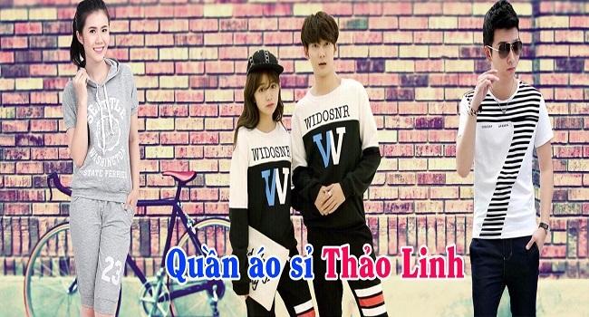 Xưởng sỉ Thảo Linh là top 10 xưởng sỉ quần áo giá rẻ & uy tín tại TP HCM