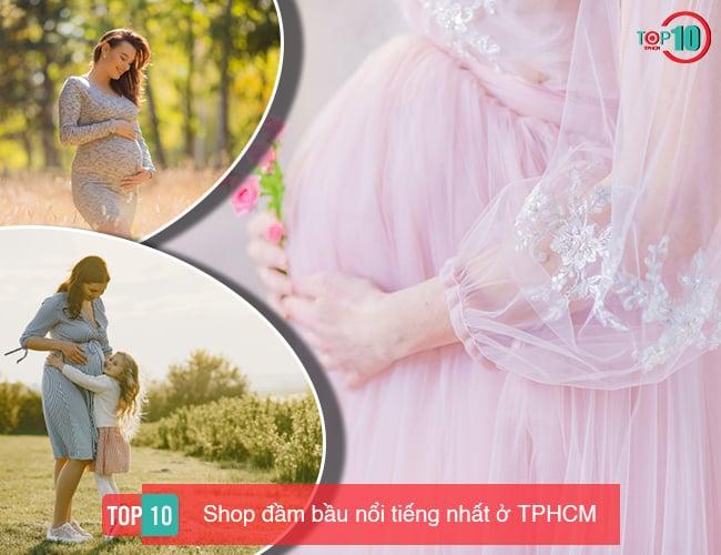 Shop đầm bầu nổi tiếng nhất ở TPHCM