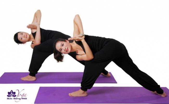 CLB Yoga Sức Sống Mới