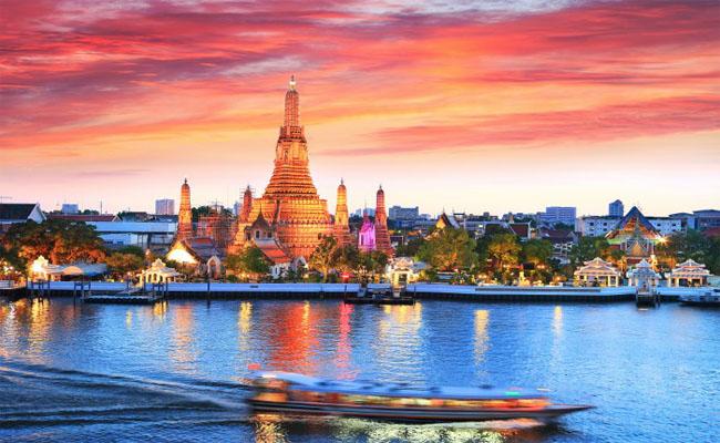 Combo du lịch Thái Lan