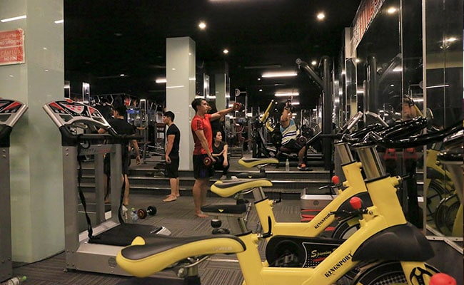 Kingsport Fitness
