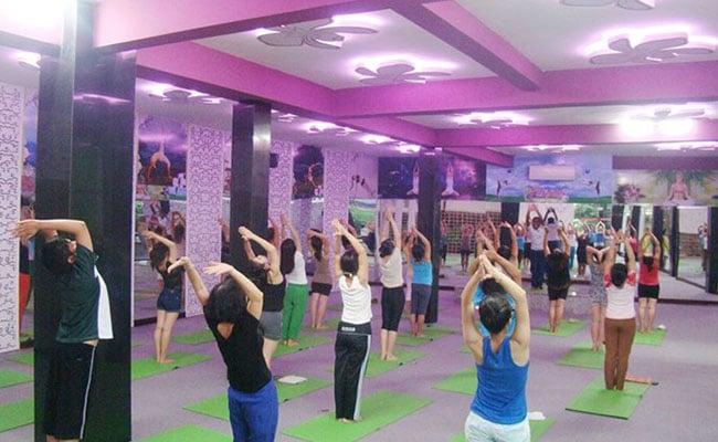Trung tâm Fitness & Yoga Funny