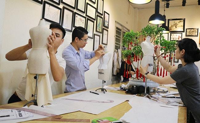 Trung tâm dạy cắt may Minh Hiền