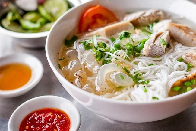 TOP 10 ĐẶC SẢN NINH THUẬN, CÓ THỂ BẠN CHƯA BIẾT? - bún sứa
