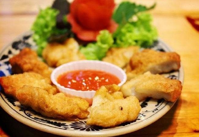 Khám phá Top 10 món ẩm thực Hạ Long hấp dẫn vô cùng - chả mực