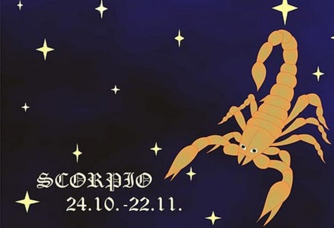 Cung Bò Cạp (24/10 – 22/11) - Tính cách - Tình yêu - Sự nghiệp