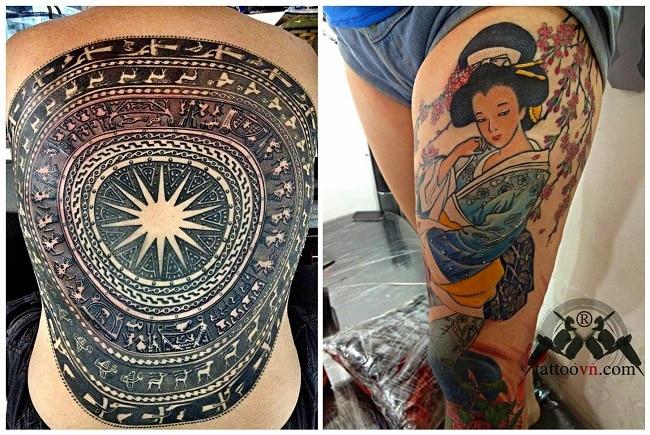 Tattoo Tadashi là Top địa chỉ xăm hình nghệ thuật đẹp và uy tín nhất ở TPHCM