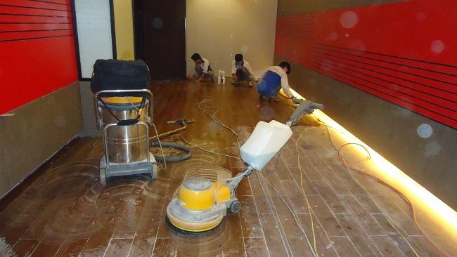 Nhật An chuyênmang lạidịch vụ vệ sinh công nghiệp tại Hà Nội