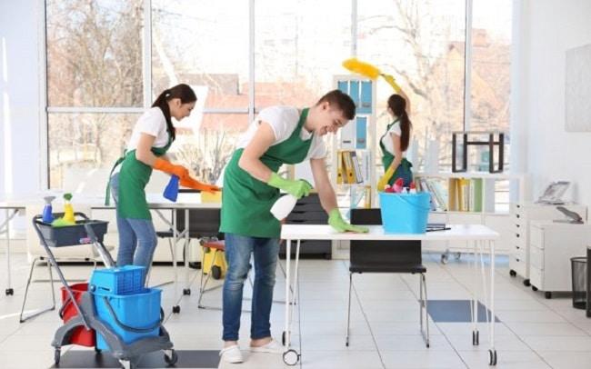 Bảo An là top 10 công ty dịch vụ vệ sinh công nghiệp tốt nhất ở hà nội