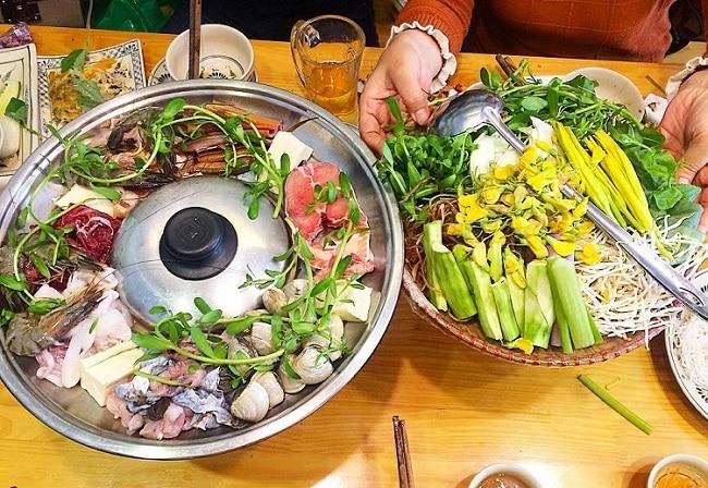 TOP 10 MÓN ĐẶC SẢN LONG AN - lẩu mắm