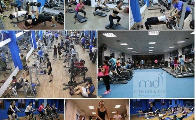 Mai Duong Fitness & Spa