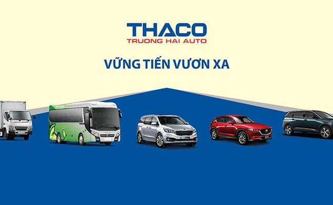 Công ty cổ phần ô tô Trường Hải