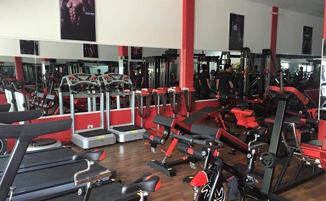 Phòng tập  gym Đà Nẵng - Quốc Anh