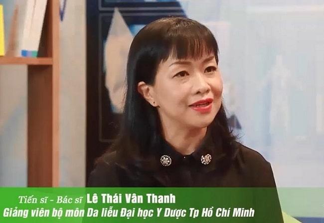 Phòng khám da liễu – TS.BS Lê Thái Vân Thanh là Top 10 Phòng khám da liễu tốt nhất ở TPHCM