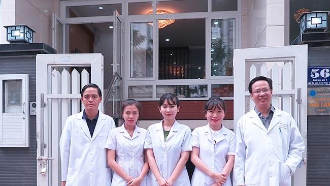Phòng khám da liễu – TS.BS Ngô Minh Vinh là Top 10 Phòng khám da liễu tốt nhất ở TPHCM