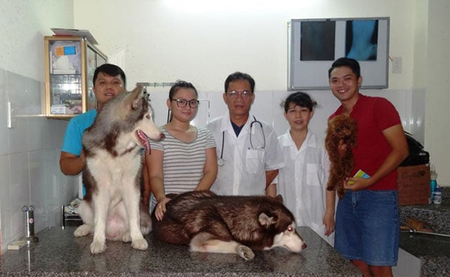 Phòng khám thú y Nguyễn Phẩm