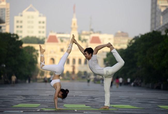 Câu lạc bộ yoga Hương Tre là Top 10 Phòng tập Yoga uy tín nhất ở TPHCM