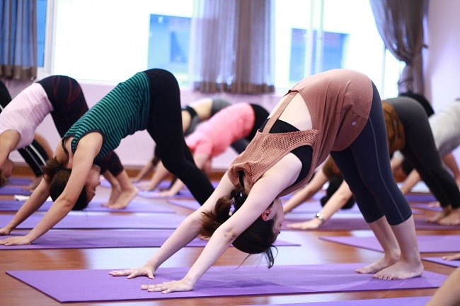 Câu lạc bộ Nguyễn Du là Top 10 Phòng tập Yoga uy tín nhất ở TPHCM