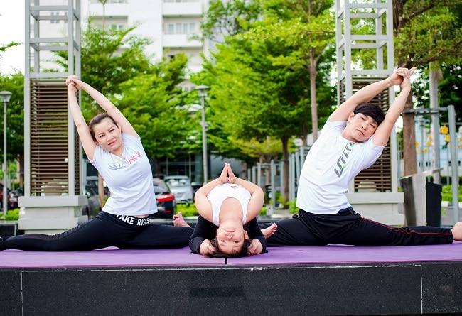 Vyoga World là Top 10 Phòng tập Yoga uy tín nhất ở TPHCM
