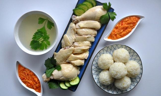 Cơm gà Hải Nam là Top Quán cơm gà ngon nhất ở TPHCM