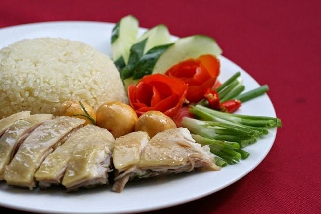 Cơm gà Thượng Hải là Top Quán cơm gà ngon nhất ở TPHCM