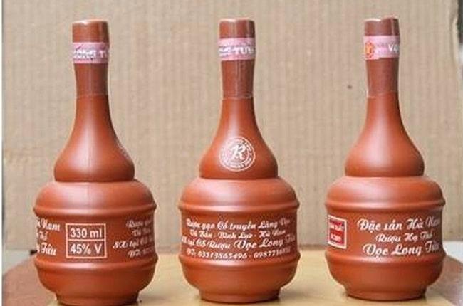 Top 10 đặc sản Hà Nam ăn 1 lần là nhớ mãi không quên - rượu làng vọc