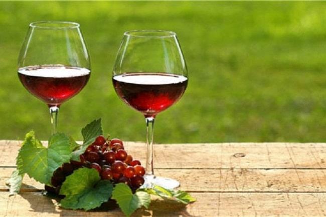 TOP 10 ĐẶC SẢN NINH THUẬN, CÓ THỂ BẠN CHƯA BIẾT? - rượu nho