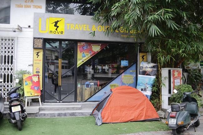 Umove là top 10 shop bán đồ đi du lịch dã ngoại, đi phượt uy tín nhất