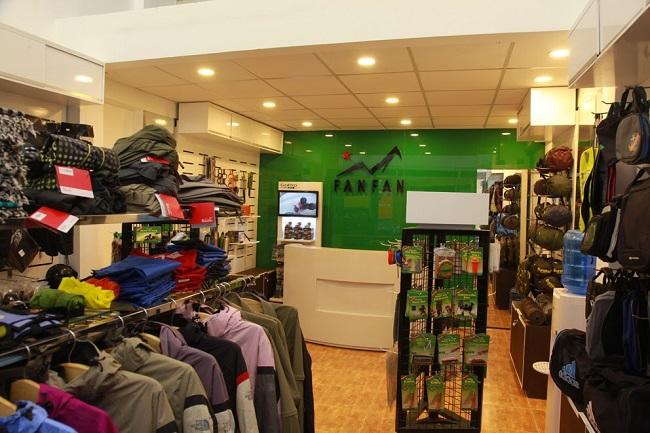 FanFan là Top 10 shop bán đồ đi du lịch dã ngoại, đi phượt uy tín nhất