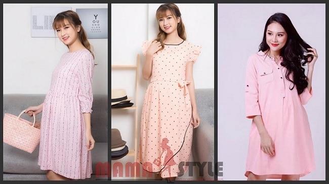 Mama Style Shop là Top Shop đầm bầu nổi tiếng nhất ở TPHCM