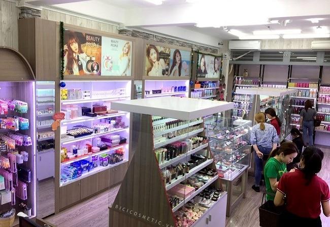 Bici Cosmetics là Top 10 địa điểm bán mỹ phẩm Hàn Quốc chính hãng tại TPHCM