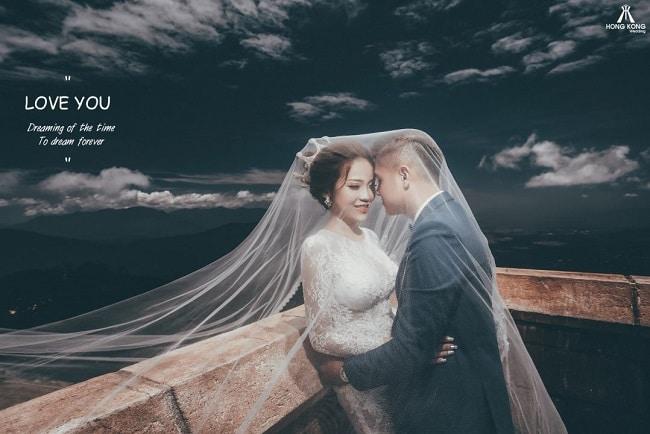 HongKong Wedding Center là Top 5 Studio chụp ảnh cưới đẹp và nổi tiếng nhất tại Đà Nẵng