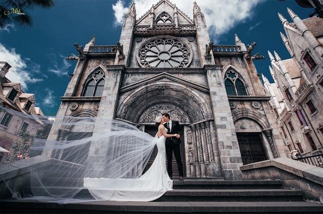 Mai wedding là Top 5 Studio chụp ảnh cưới đẹp và nổi tiếng nhất tại Đà Nẵng
