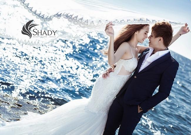 Shady Bridal là Top 10 Studio chụp ảnh cưới đẹp và nổi tiếng nhất TPHCM