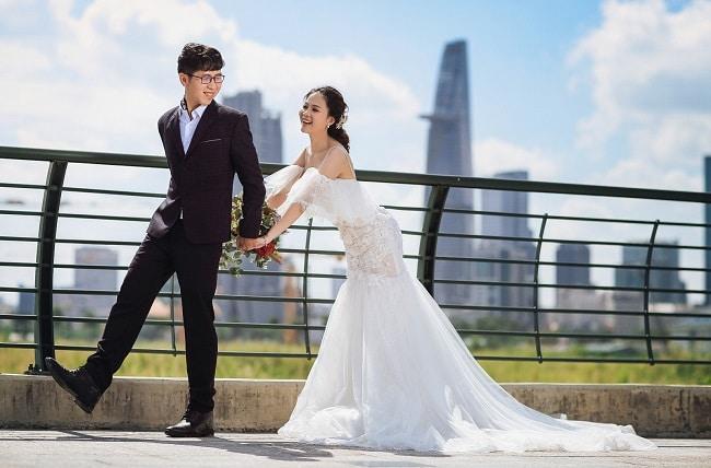 Kim Tuyến Bridal là Top 10 Studio chụp ảnh cưới đẹp và nổi tiếng nhất TPHCM