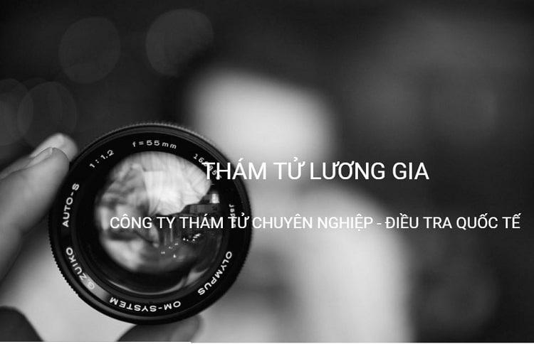 Top 10 công ty dịch vụ thám tử tư uy tín chuyên nghiệp nhất Việt Nam lương gia
