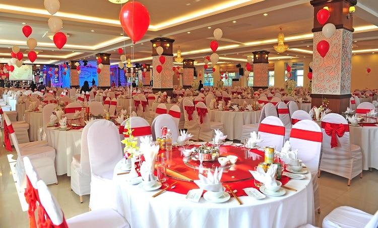 top 10 Nhà hàng tổ chức tiệc cưới nổi tiếng nhất ở Huế - duy tân