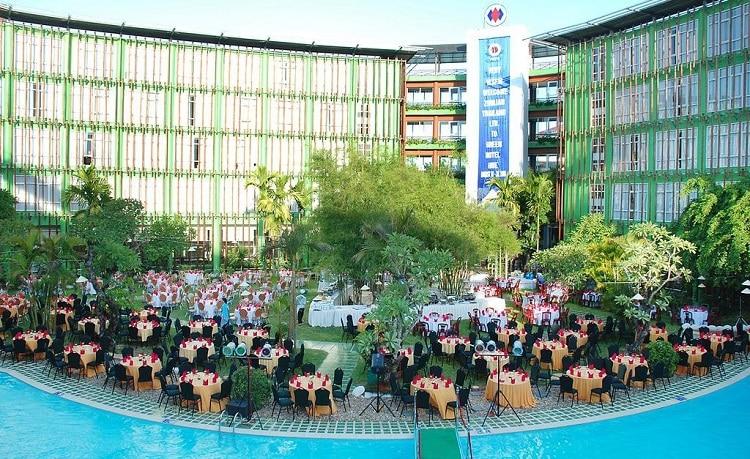 top 10 Nhà hàng tổ chức tiệc cưới nổi tiếng nhất ở Huế - nhà hàng xanh