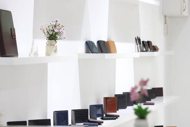 top shop bán bóp ví da nam đẹp và chất lượng nhất ơ tphcm agb