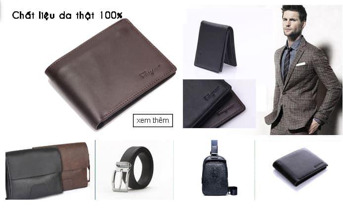 top shop bán bóp ví da nam đẹp và chất lượng nhất ơ tphcm zoguu