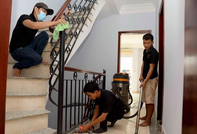 Tín Phong là Top 10 công ty dịch vụ vệ sinh, dọn dẹp nhà ở uy tín nhất TPHCM