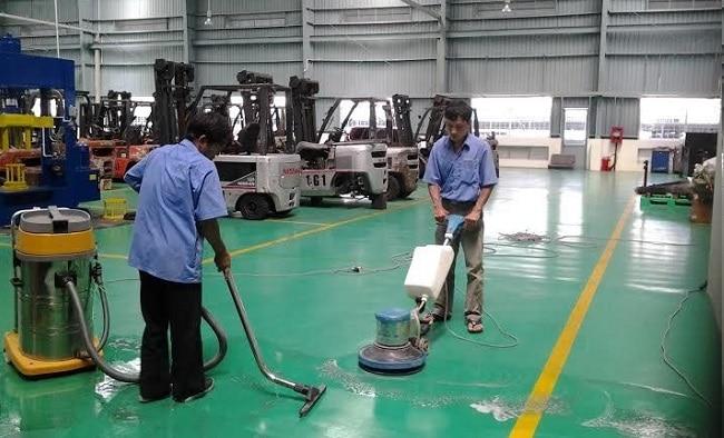 TKT là Top 10 công ty dịch vụ vệ sinh, dọn dẹp nhà ở uy tín nhất TPHCM