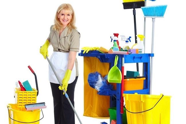 Vina Tân là Top 10 công ty dịch vụ vệ sinh, dọn dẹp nhà ở uy tín nhất TPHCM
