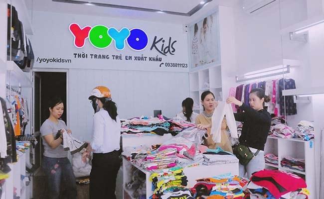 Shop YOYO Kids
