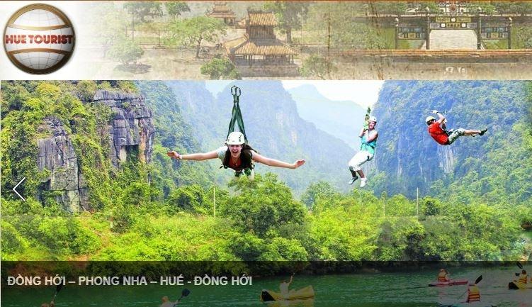 Top 5 công ty du lịch uy tín nhất tại Huế - Hue Tourist