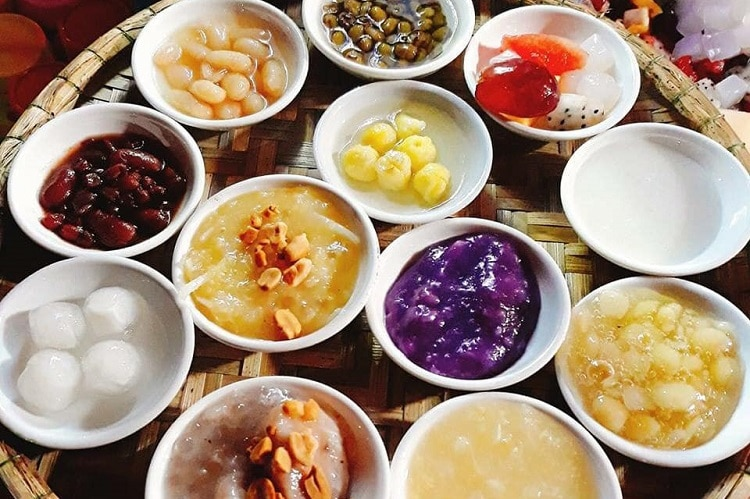 Top 10 quán ăn ngon lâu đời và nổi tiếng nhất ở Huế - chè