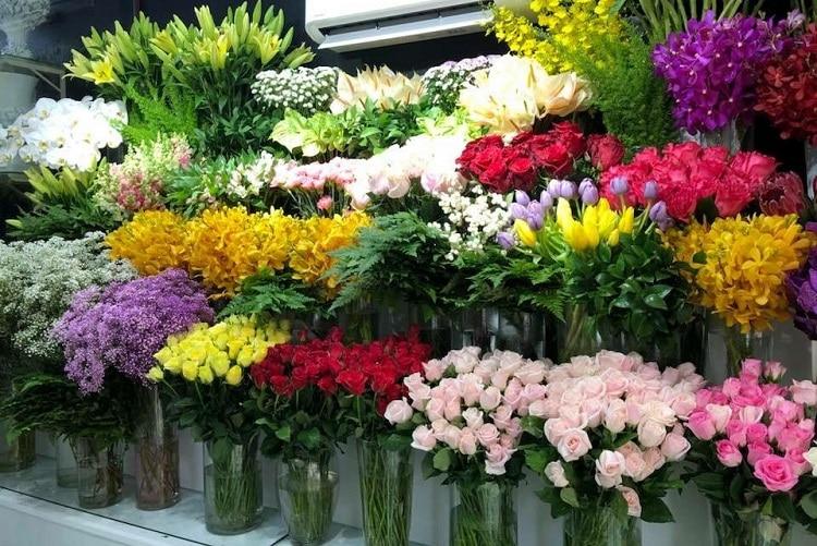 top 10 shop hoa tươi uy tín nhất ở Huế -  Điện Hoa