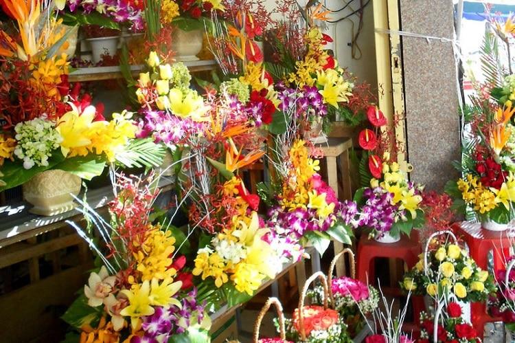 top 10 shop hoa tươi uy tín nhất ở Huế -  Phi Hùng