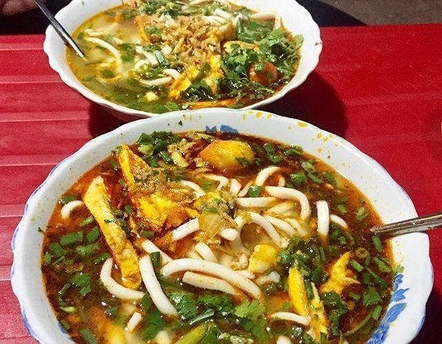 Top 5 quán bánh canh cá lóc ngon nhất tại Huế -  Đào