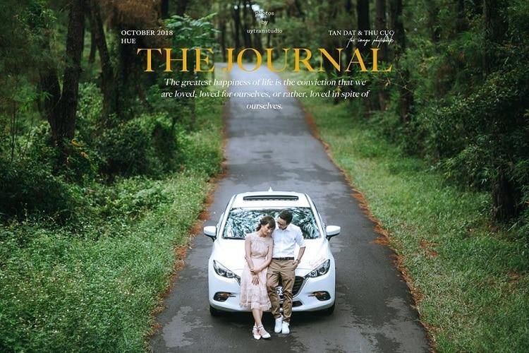 Top 6 địa điểm chụp hình cưới đẹp chuyên nghiệp nhất tại Huế - Uy Tran Studio